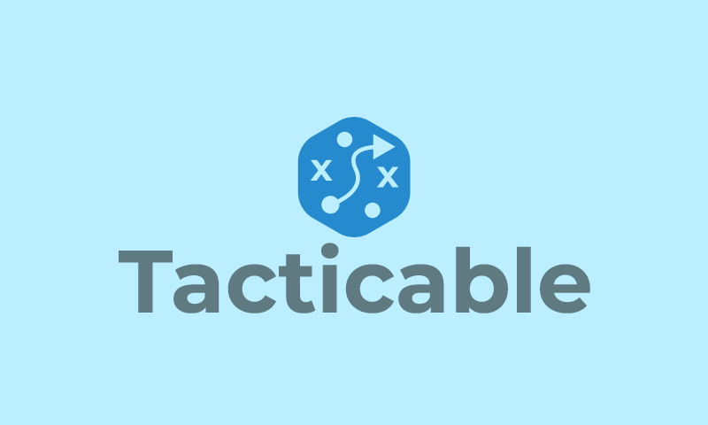 Tacticable - Technology domain name for sale