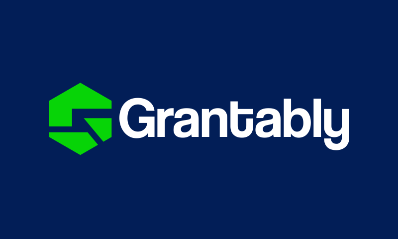 Grantably - Fundraising brand name for sale