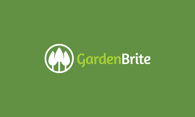 Gardenbrite - Agriculture domain name for sale