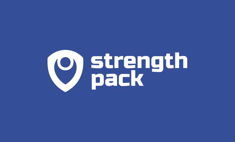 StrengthPack logo