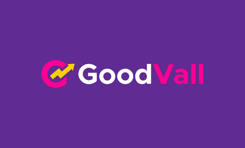 Goodvall - Advertising startup name for sale