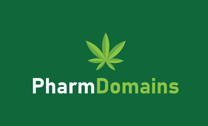 Pharmdomains - Healthcare startup name for sale