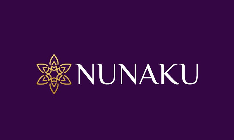 Nunaku - E-commerce product name for sale
