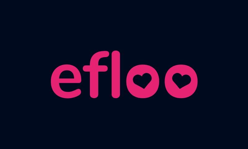 Efloo - Music domain name for sale