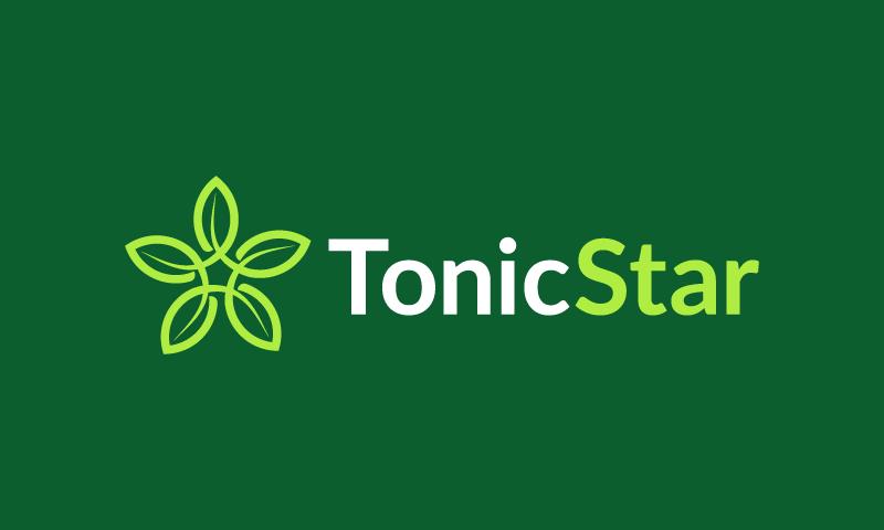 TonicStar logo