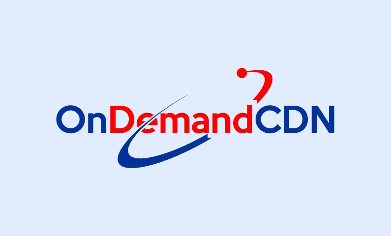 Ondemandcdn - Technology business name for sale