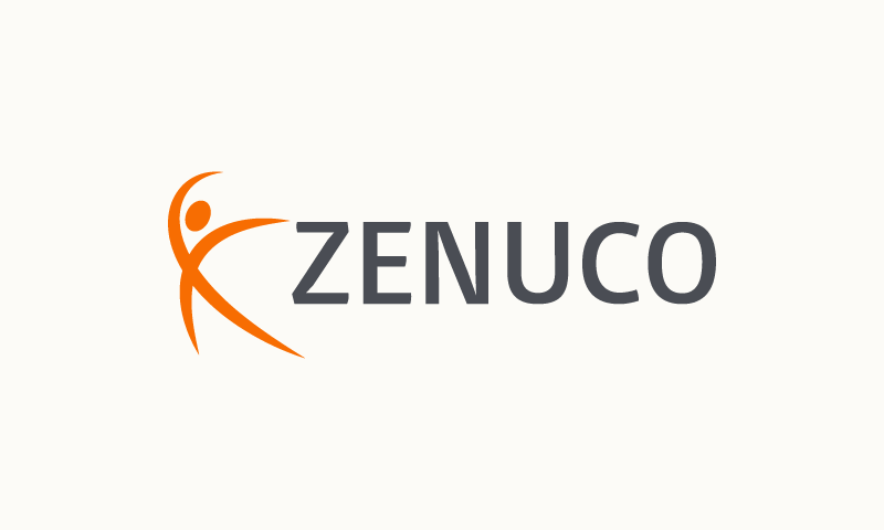 Zenuco - Fitness startup name for sale