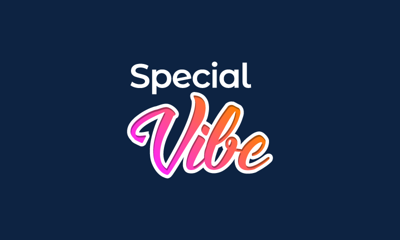 Specialvibe - E-commerce startup name for sale