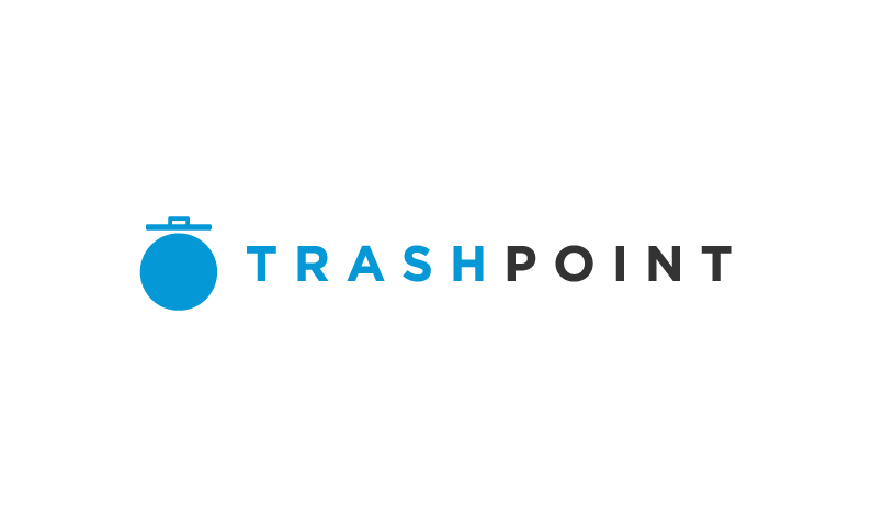 Trashpoint - Perfect name for a waste disposal business