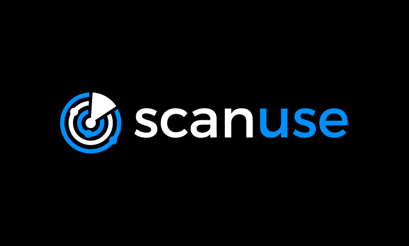 Scanuse - Contemporary company name for sale