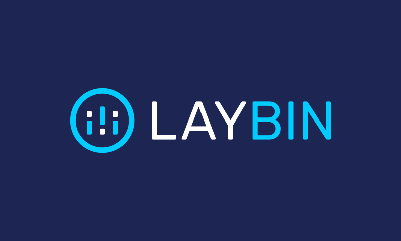 Laybin - Technology startup name for sale
