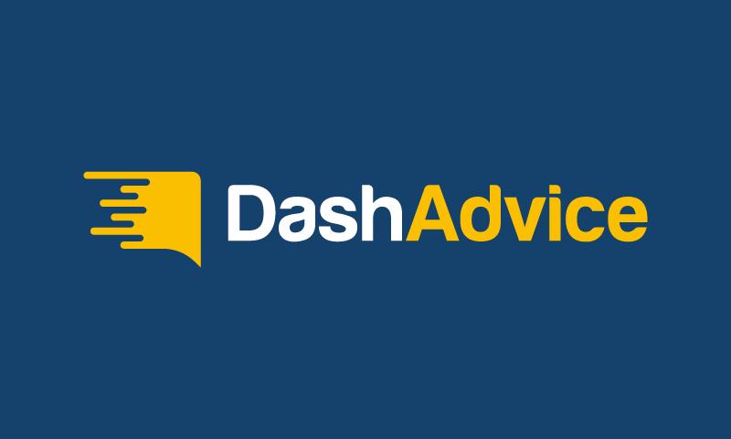 DashAdvice logo