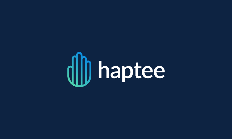 Haptee - Augmented Reality brand name for sale