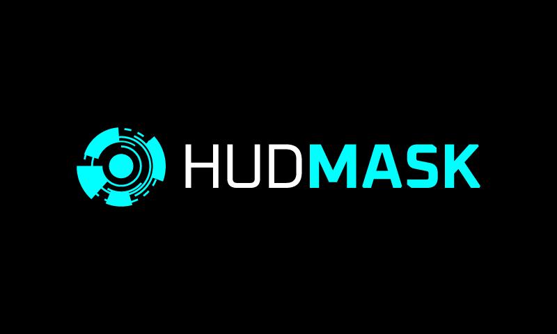 Hudmask - Engineering startup name for sale