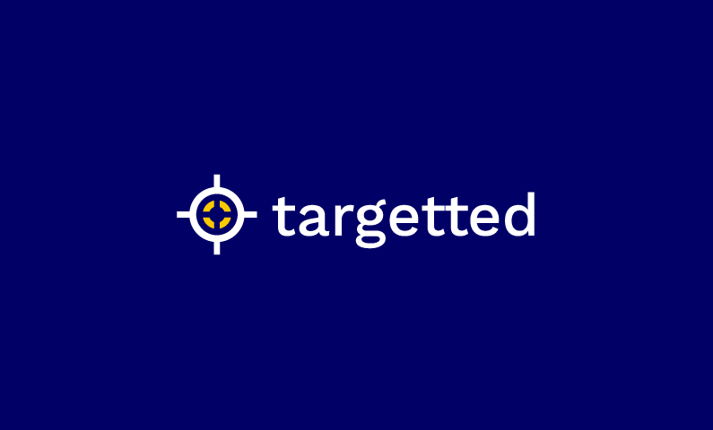 targetted logo