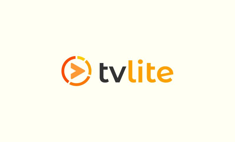 Tvlite - Movie company name for sale