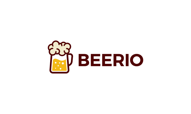 Beerio - Drinks company name for sale