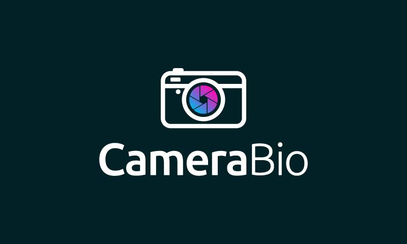 Camerabio - Media startup name for sale