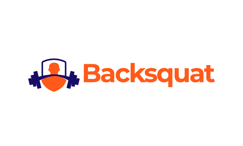 Backsquat - Fitness product name for sale