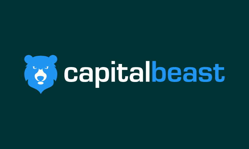 Capitalbeast - Venture Capital startup name for sale