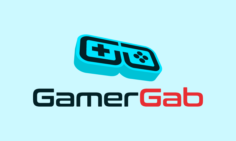 Gamergab - Video games startup name for sale