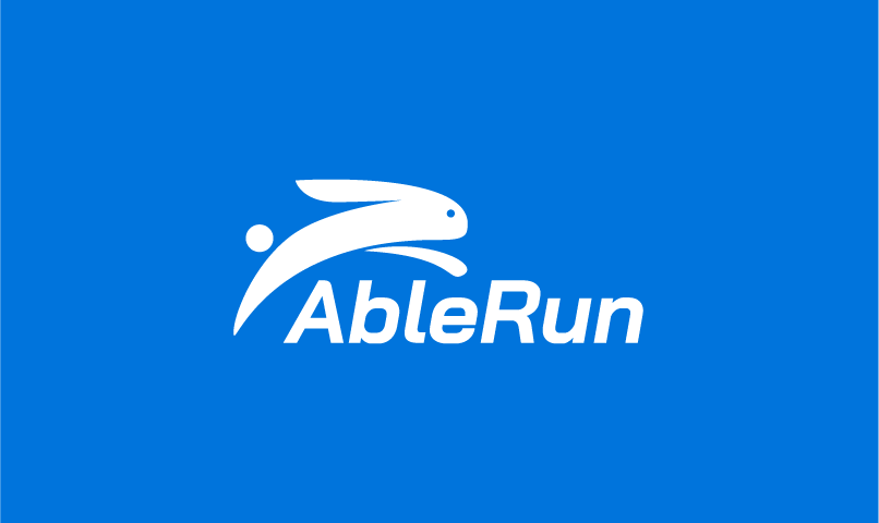Ablerun - Fitness startup name for sale