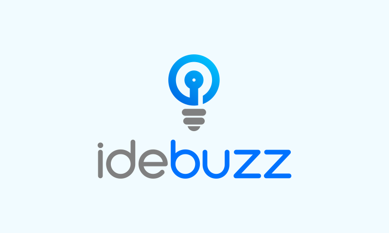 Idebuzz - Business startup name for sale