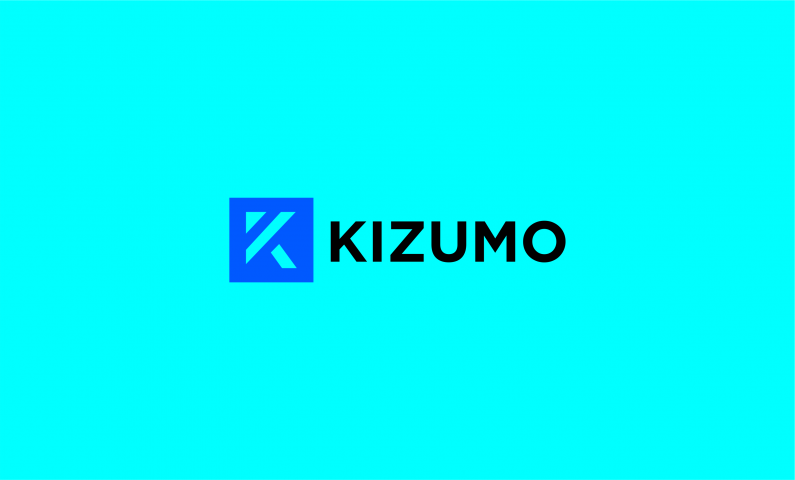 Kizumo - Futuristic domain name
