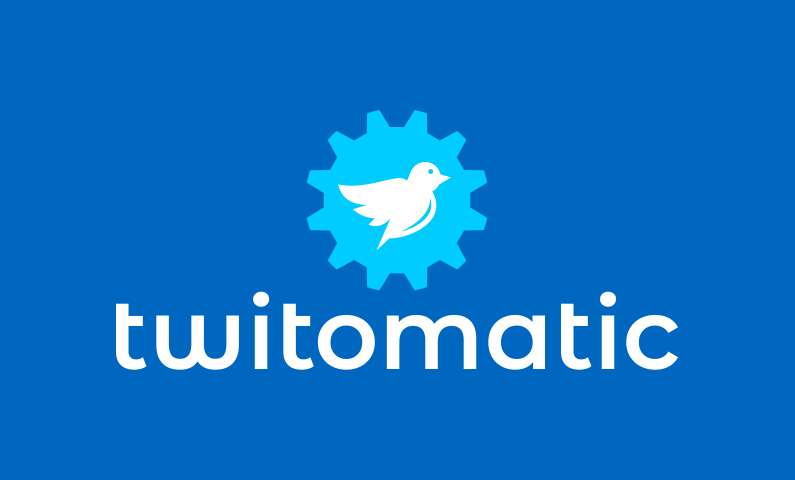 Twitomatic - Social business name for sale