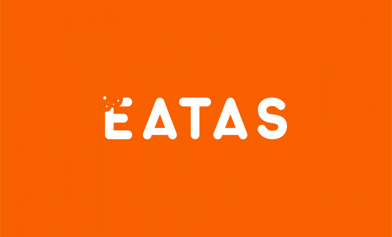 Eatas - Dining brand name for sale