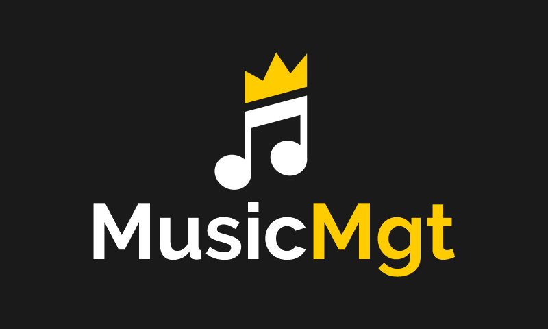 Musicmgt - Music startup name for sale
