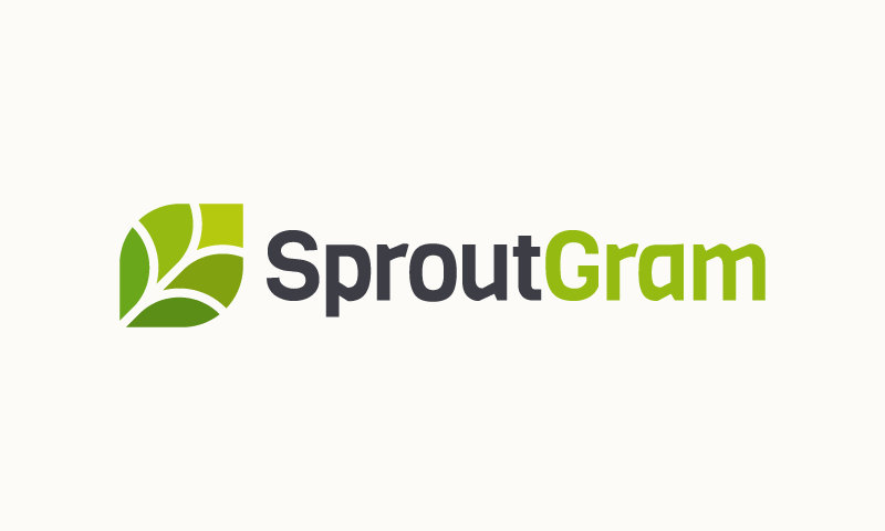 Sproutgram - E-commerce product name for sale