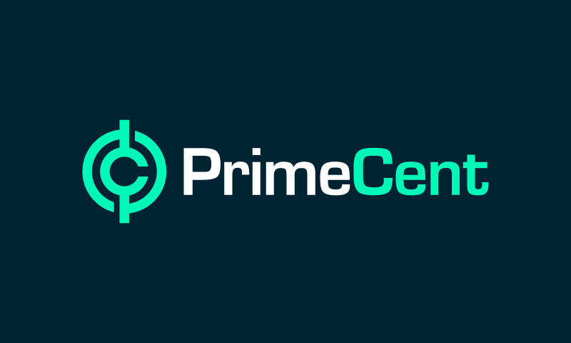 Primecent - Contemporary company name for sale