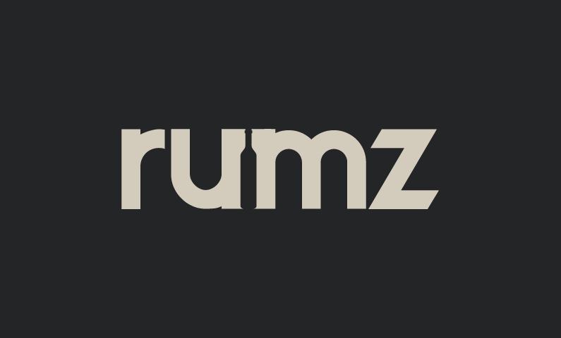 rumz logo - Memorable 4-letter domain