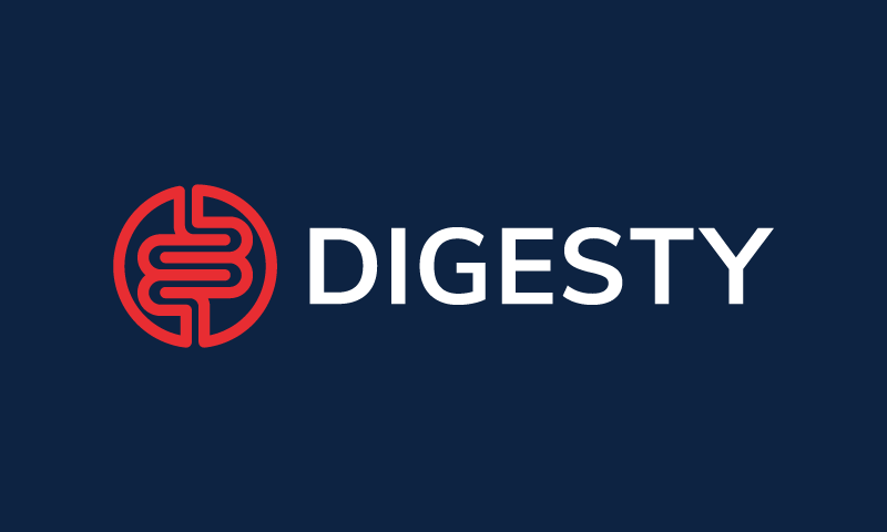 Digesty - E-commerce domain name for sale