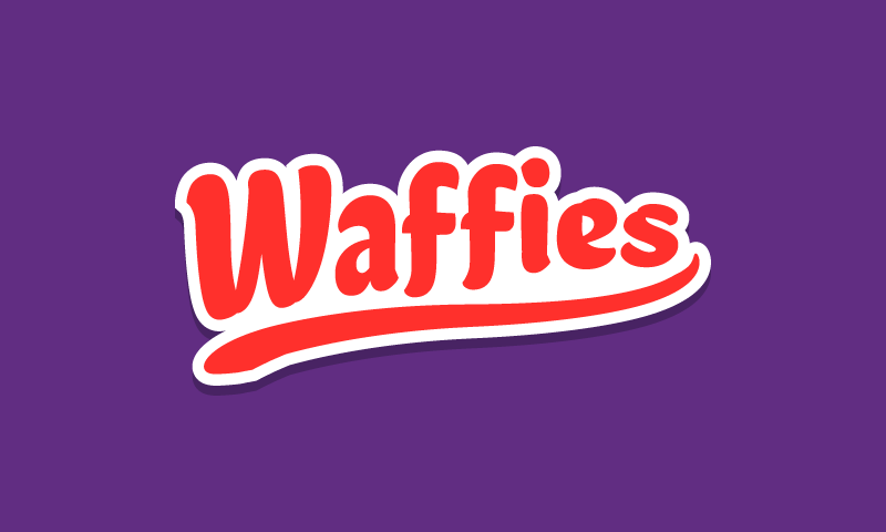 Waffies - Retail company name for sale