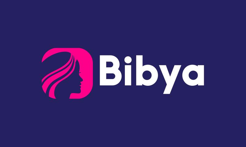 Bibya - Health domain name for sale