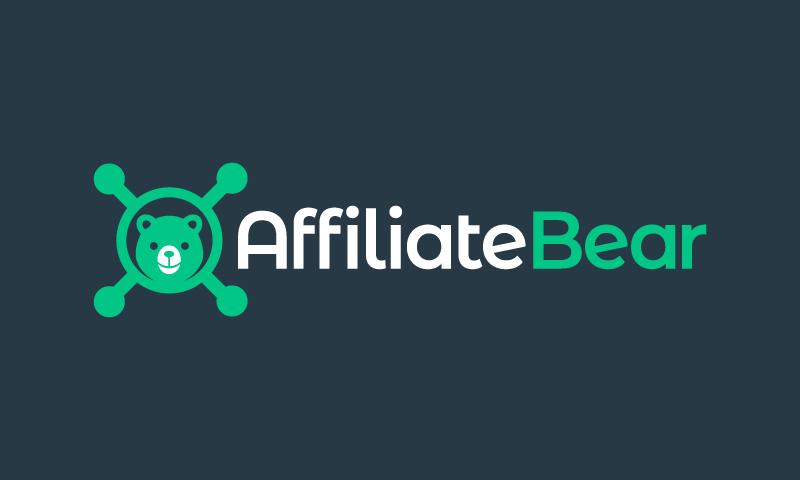 Affiliatebear - Retail domain name for sale