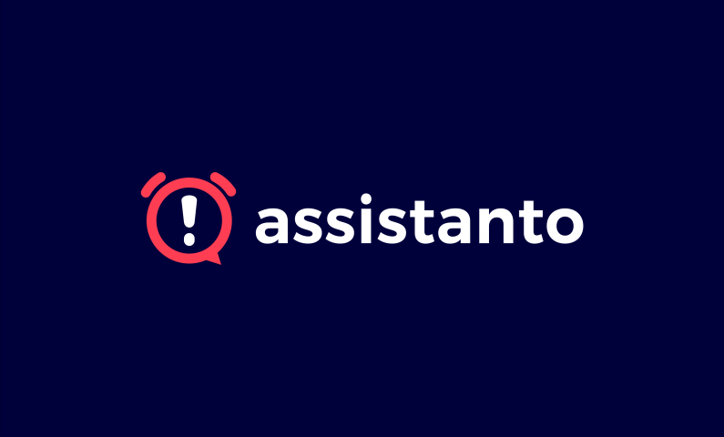Assistanto - Helpful domain name