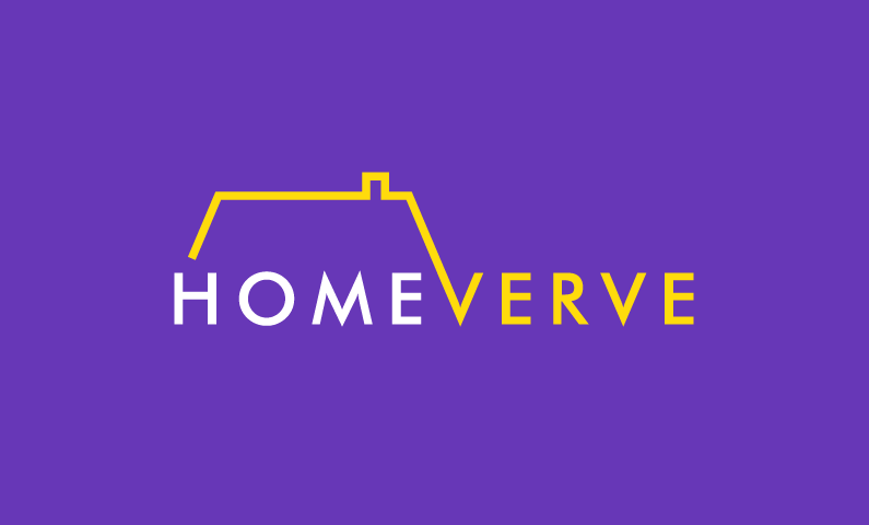 Homeverve - Real estate startup name for sale