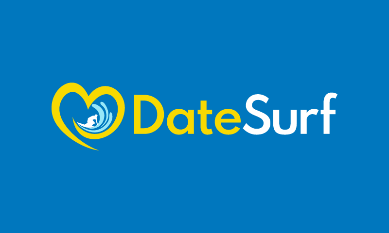 Datesurf - Dating business name for sale