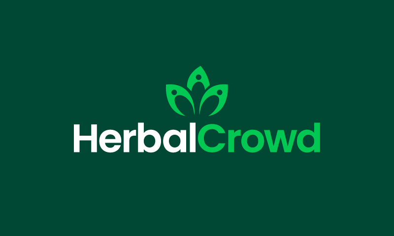 Herbalcrowd - Retail brand name for sale