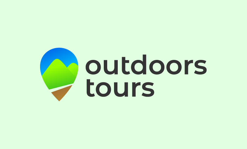Outdoorstours - Travel startup name for sale