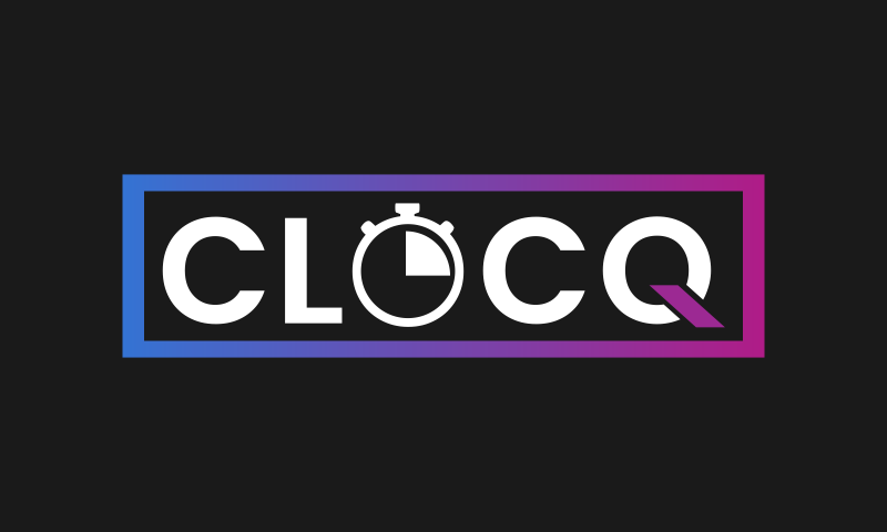 Clocq - Business startup name for sale