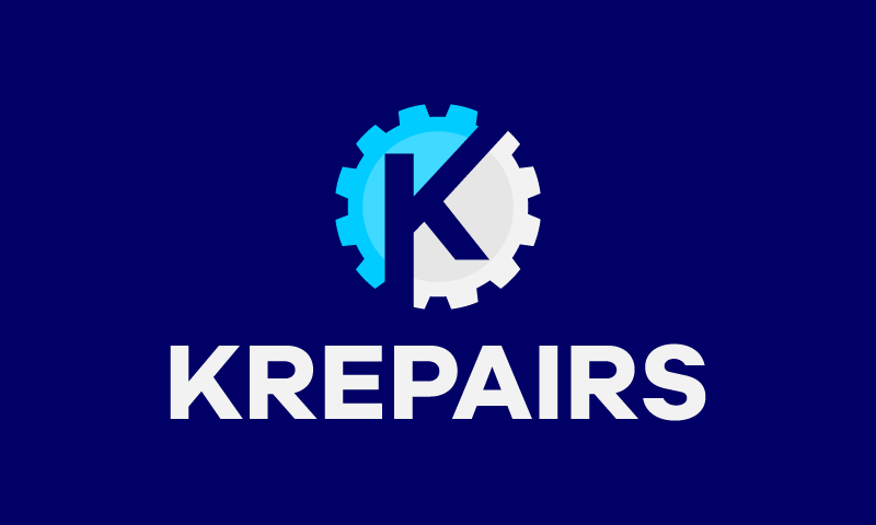 Krepairs - Business domain name for sale