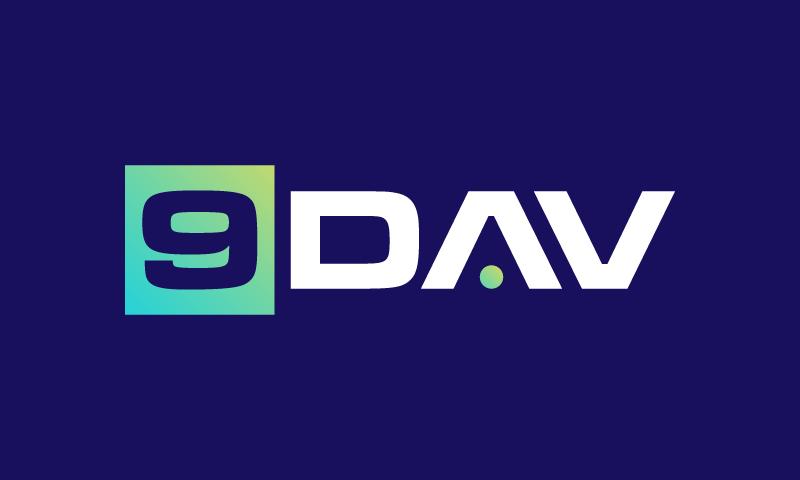 9dav - Virtual Reality brand name for sale