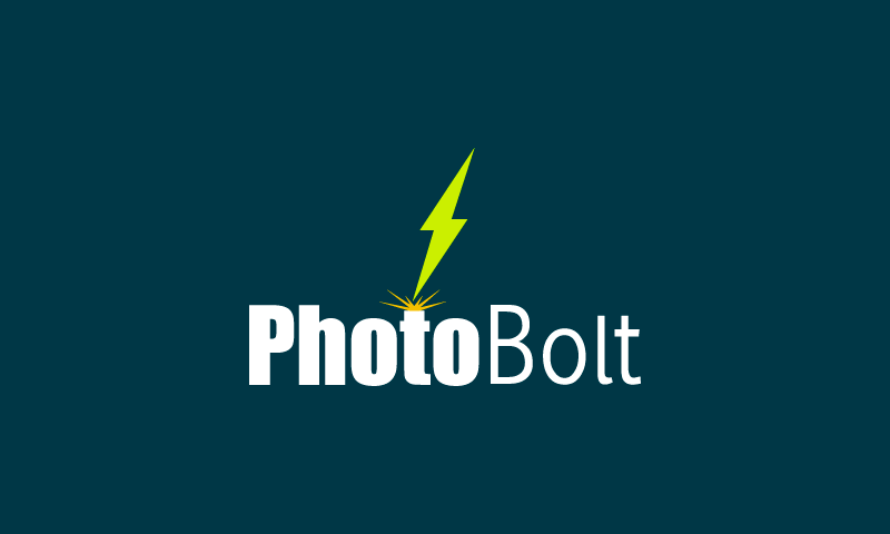 Photobolt - Photography brand name for sale