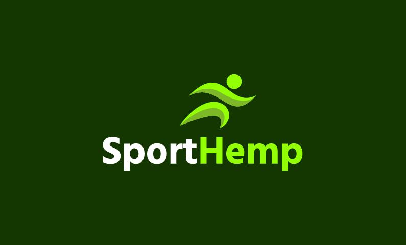 Sporthemp - Dispensary domain name for sale
