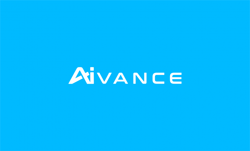 Aivance - Contemporary business name for sale