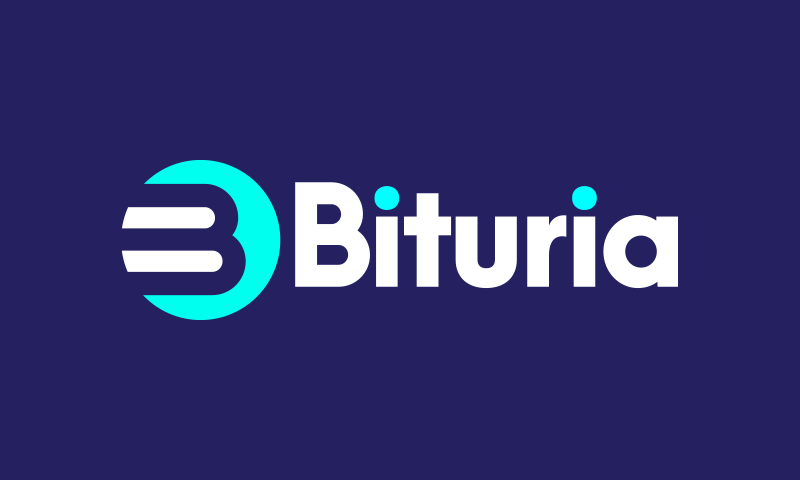Bituria - Technology domain name for sale
